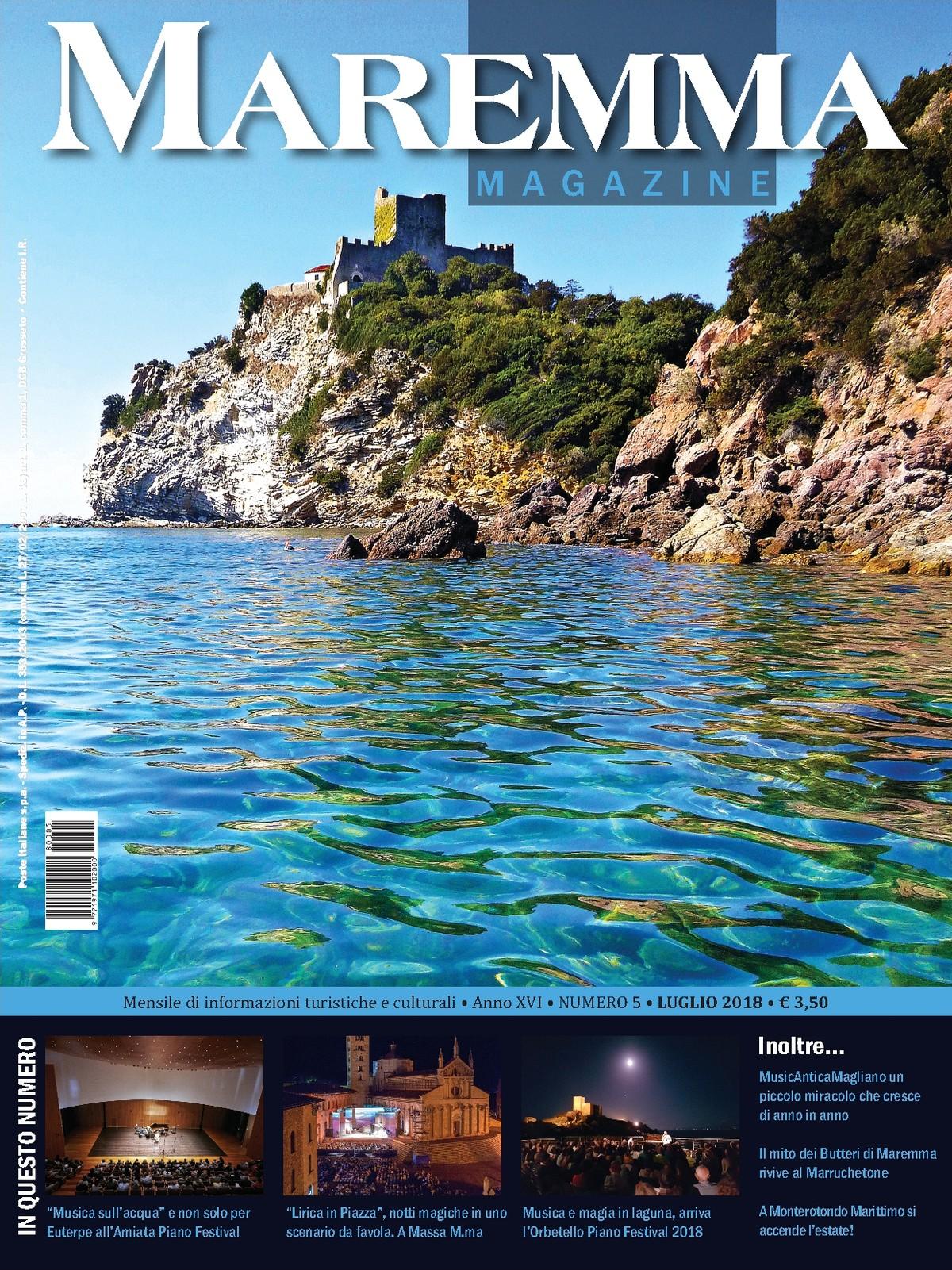 48c8110339d7d5 Maremma Magazine - GIUGNO 2015 - Numero 4 - [CS Edizioni srl]