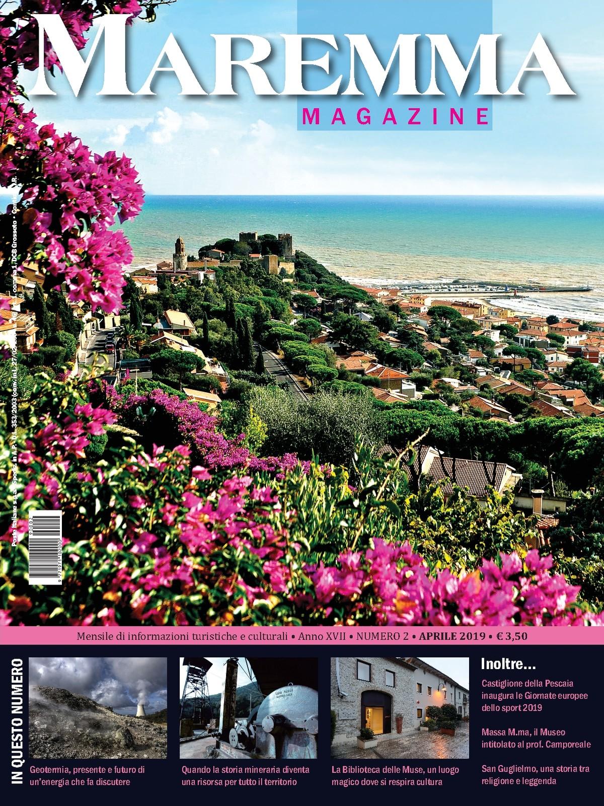 0d6c32172391 Maremma Magazine - APRILE 2014 - Numero 3 -  CS Edizioni srl